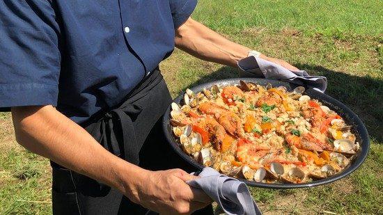 granping-lunch